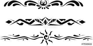 armband tribal tattoo