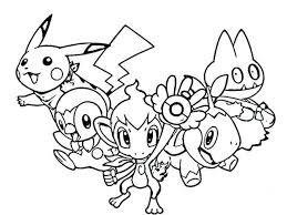 coloring pages pokemon awesome pokemon coloring pages free