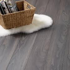 Laminate Flooring B Q Horsham Grey Oak Effect Laminate Flooring 2 058 M Pack