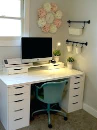 Office Desk Storage Ikea Office Ideas Best Desk Ideas On Desks Study Desk Regarding
