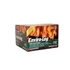 enviro log 5 lb earth friendly fire logs 6 pack 1000562 the