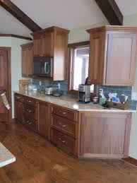 Walnut Kitchen Cabinets Kitchen Cabinets Peterson Custom Cabinets