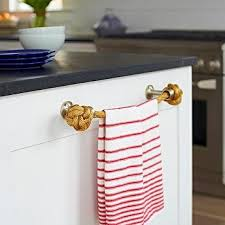 kitchen towel holder ideas kitchen towel bar design ideas