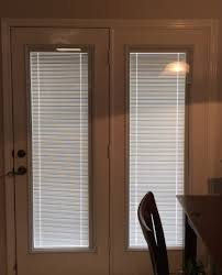 transformation tuesday blinds between glass door upgrades zabitat