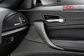 Bmw M3 Interior Trim Bmw Performance Carbon Fiber Alcantara Interior Trim Set For Bmw F