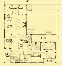 Main Level Floor Plans Cape Cod House Plans For A Small Home Built In Two Phases