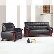 Office Sofa Furniture Office Leather Sofa For Business Reception Room
