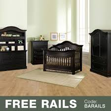 Stratford Convertible Crib by Baby Appleseed Davenport Manual Baby Care
