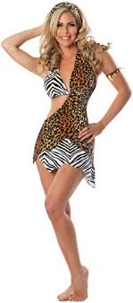 cavewoman costume delicious thing cave woman costume multi x small small