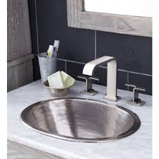hammered nickel bathroom sink 165 best kck bathroom sinks images on pinterest bathroom cabinets