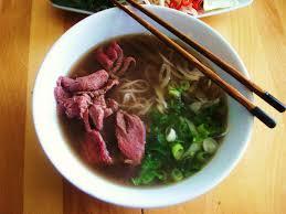 livre cuisine vietnamienne presque végé pho bo soupe au boeuf saignant