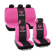 lexus seat covers nz supergirl seat covers for car suv full set front u0026 rear auto