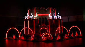 Christmas House Light Show by Best Christmas Lights Show 2014 Let It Go By Idina Menzel Youtube