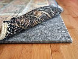 lovely best rug pad for hardwood floors modern design rug padding