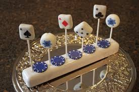 themed cake pops heavenly cake pops casino cake pops