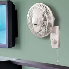 wall mounted rotating fan lasko 3012 oscillating wall mount fan 12 white 3 speeds whisper