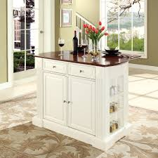 white kitchen island cart large size roombell full size kitchen cart with drop leaf island for small space plus