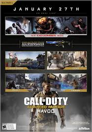 Cod 3 Map Pack Call Of Duty Advanced Warfare Havoc For Xbox One Reviews