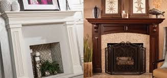 Custom Fireplace Surrounds by Custom Fireplace Mantles From Dura Supreme Cabinetry Press Release