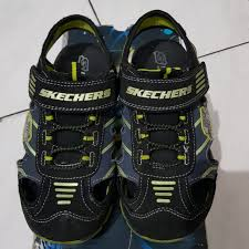 Sepatu Skechers Laki sepatu skechers anak laki sepatu nyala sepatu sendal bayi