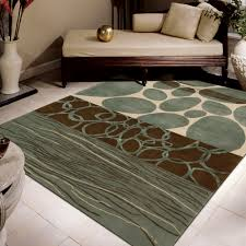 Brown And Beige Area Rug Flooring Enchanting Walmart Area Rugs For Cozy Interior Rug