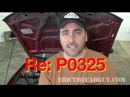 p0325 jeep grand re p0325 knock sensor diagnosis ericthecarguy