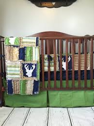 Mini Crib Sets Woodland Baby Crib Bedding For Boys Crib Set Navy