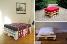 Ottoman Ideas Creative Diy Ottoman Ideas So Creative Things Creative Things