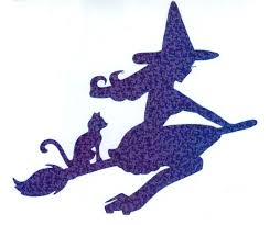 pin up witch silhouette like this item my bakery pinterest