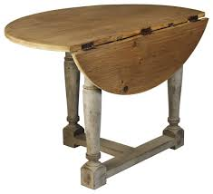 round drop leaf dining table country cottage drop leaf prague table farmhouse dining tables drop
