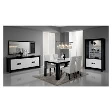 Chaise Design Noir Et Blanc by Emejing Salle A Manger Noir Et Blanc Pas Cher Contemporary