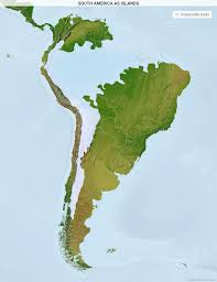 Blank Map Of South America by South America U0027s Geographical Importance Geopolitical Futures