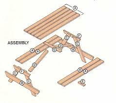 Folding Picnic Table Instructions by Problem Shed Lifetime Folding Picnic Table Instructions