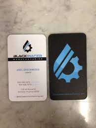 business card die cutter die cut business cards with blackwater advocate marketing