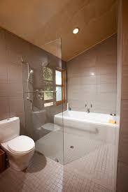 Modern Shower Design Doorless Shower Design Home Design Ideas
