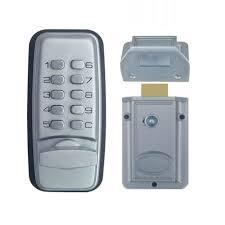 Interior Keyless Door Locks Mechanical Password Lock Modern Mini Interior Door Password Lock