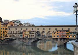 ponte vecchio old bridge florence our italian journey