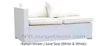 rattan lounge sofa ny lounge decor rattan wicker