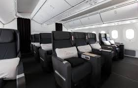 747 Dreamliner Interior Qantas Boeing 787 9 Dreamliner Seats Cabin Photos First 787