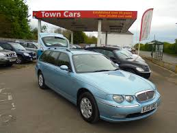 used rover 75 estate for sale motors co uk