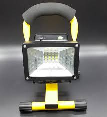 Outdoor Led Flood Lights by 2015 New 30w W804 Ip65 Led Floodlights Ac110 240v Rechargeable
