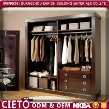 bedroom closet wood wardrobe cabinets wooden almirah designs in