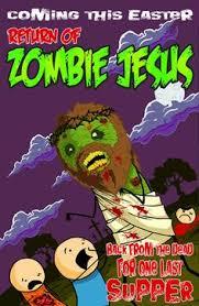Zombie Jesus Meme - zombie jesus religious humor humor and memes