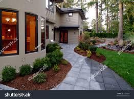 backyard american home stock photo 5307004 shutterstock