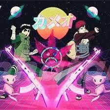 Naruto Kink Meme - image result for naruto vaporwave culture pinterest vaporwave