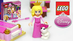 Royal Bedroom by Lego Disney Princess Sleeping Beauty U0027s Royal Bedroom Unboxing