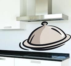 cloche cuisine cloche de cuisine sticker cuisine cloche de repas cloche decole de