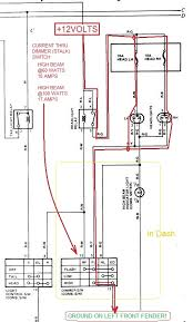 toyota supra headlight wiring diagram home design ideas intended