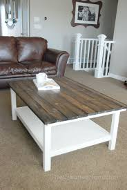ikea farmhouse table hack farmhouse coffee table