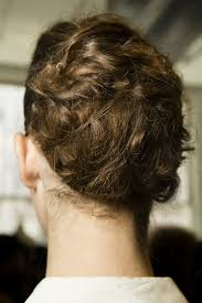 12 best ss15 catwalk trends images on pinterest hairstyle ideas